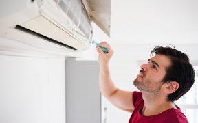 ar condicionado em excesso