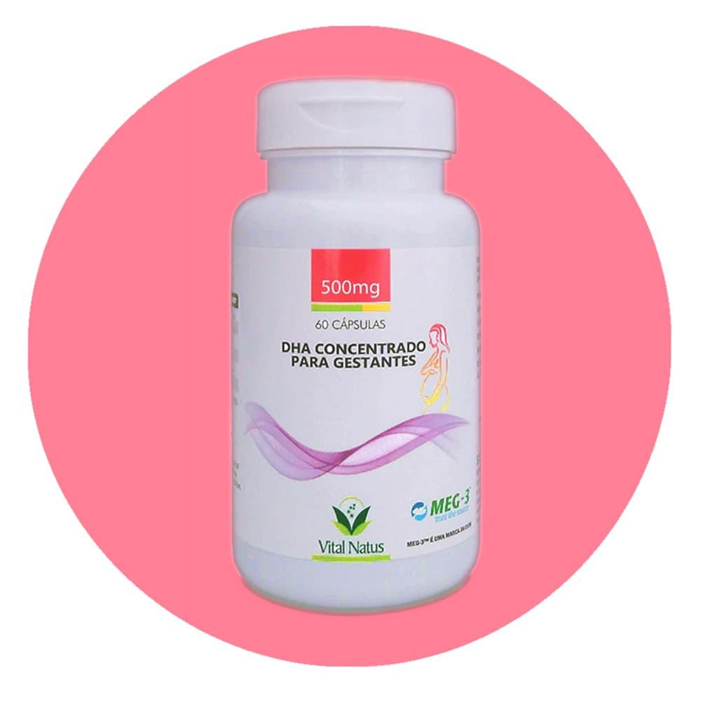Vitaminas para Gestantes Vital Natus