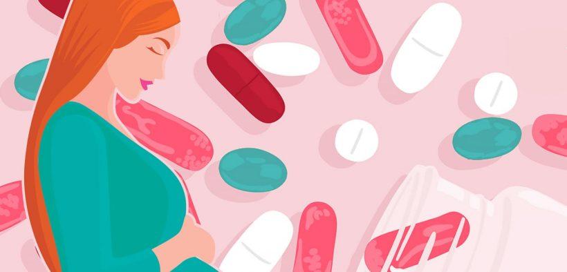 vitaminas para gestantes